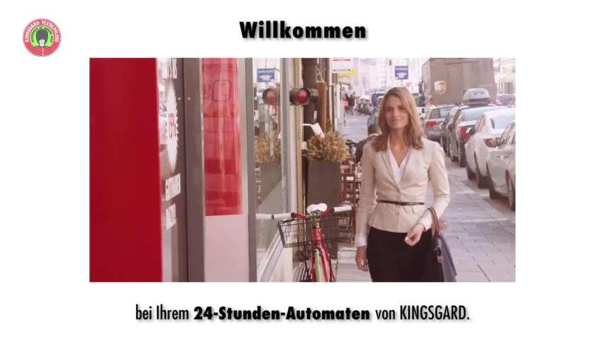 Video 1 KINGSGARD Textilpflege 10x in München