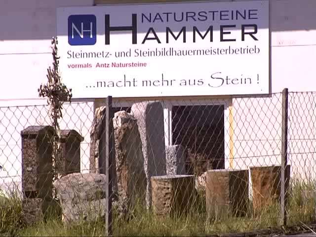 Video 1 Hammer Natursteine Steinmetzbetrieb