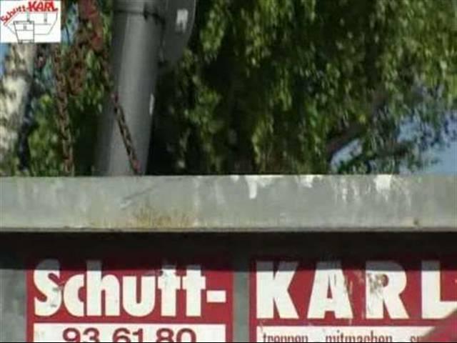 Video 1 Abfallentsorgung Schutt - Karl - GmbH