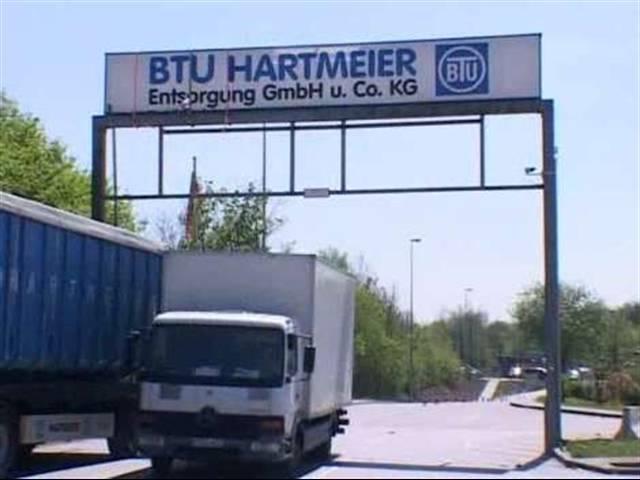 Video 1 BTU Hartmeier Containerdienst