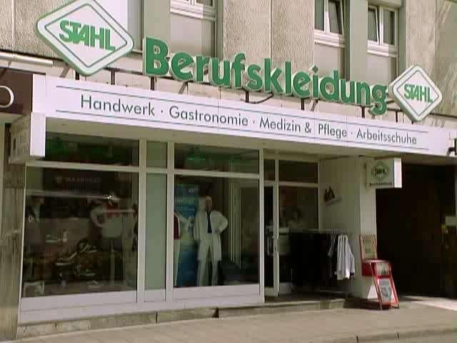 Video 1 Stahl Berufskleidung GmbH