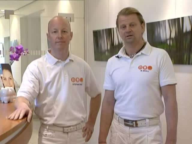 Video 1 Broll & Enz Zahnarztpraxis