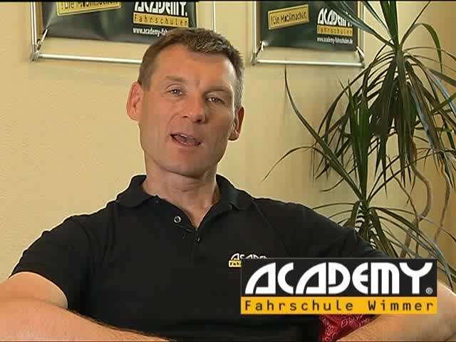 Video 1 ACADEMY Fahrschule Wimmer