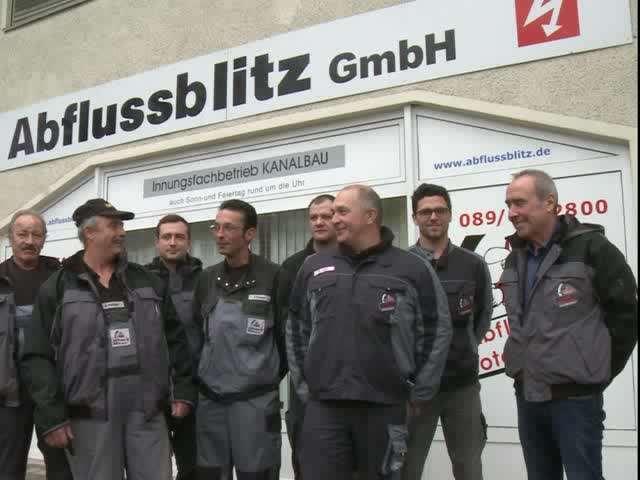 Video 1 Abflußblitz GmbH