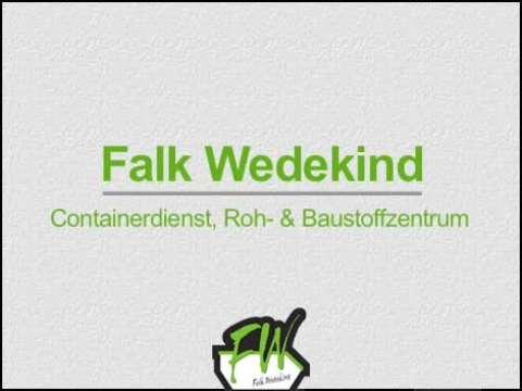 Video 1 Containerdienst Wedekind, Falk Containerdienst