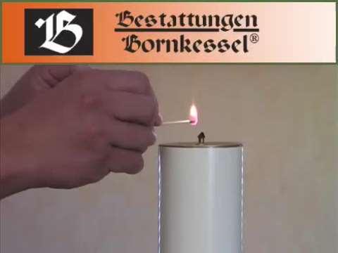 Video 1 Bestattung Bornkessel