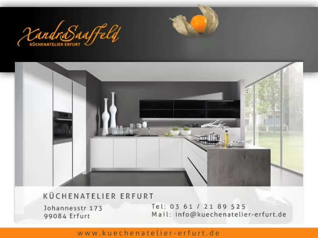 Video 1 Küchenatelier Erfurt