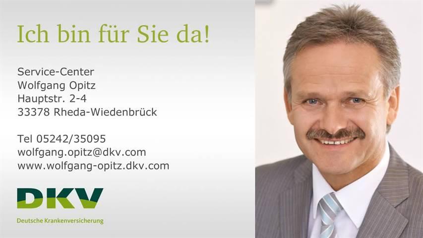 Video 1 DKV Versicherungsbüro Opitz