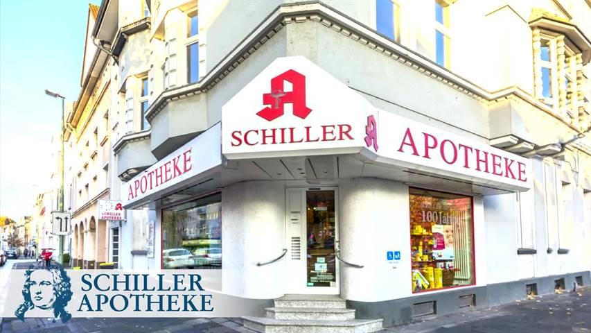 Video 1 Schiller-Apotheke Inh. Annette Fahrenwaldt-Roggatz