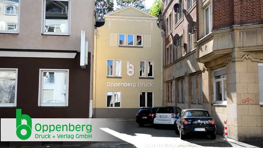 Video 1 Oppenberg Druck & Verlag GmbH