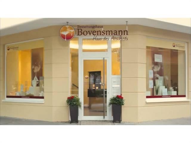Video 1 Bovensmann Heinz O. BeerdigungsInst.
