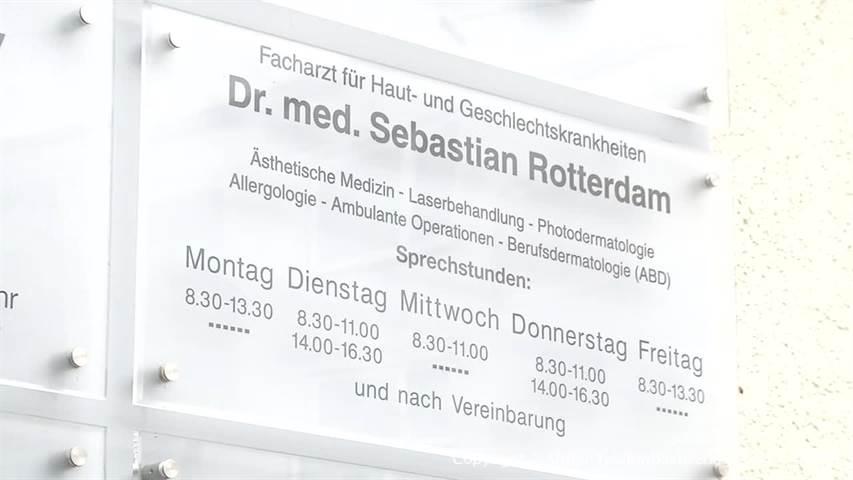 Video 1 Delfiderma Rotterdam Sebastian Dr.med. Hautarzt
