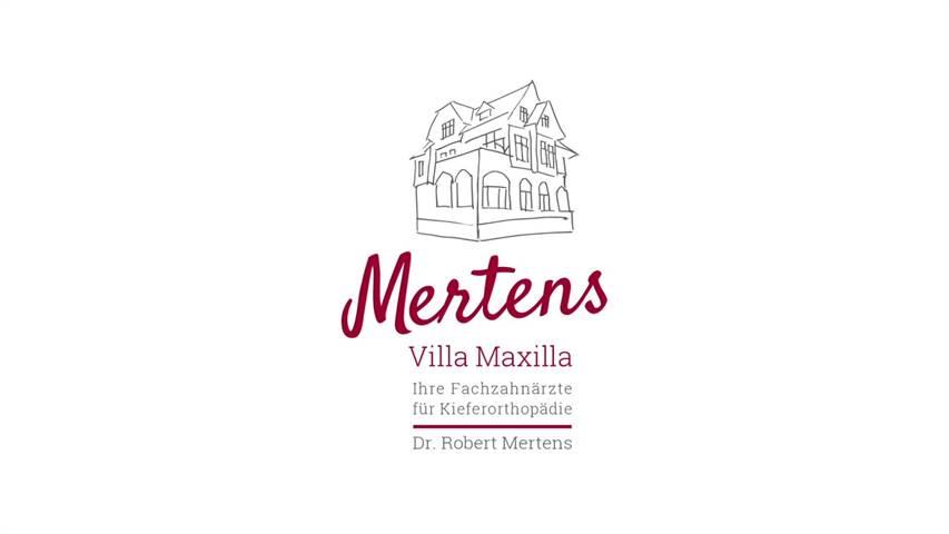 Video 1 Mertens Robert Dr. Fachzahnarzt für Kieferorthopädie - Villa Maxilla