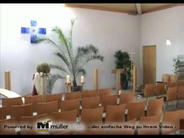 Video 1 Beerdigungen Utzmann Hans