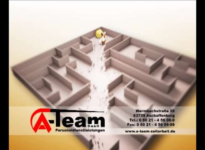 Video 1 Zeitarbeit A-Team GmbH