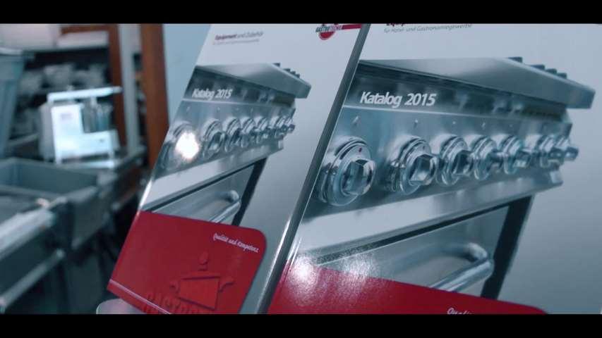 Video 1 Gastrotecno Gastronomiebetrieb und Gastronomiegeräte