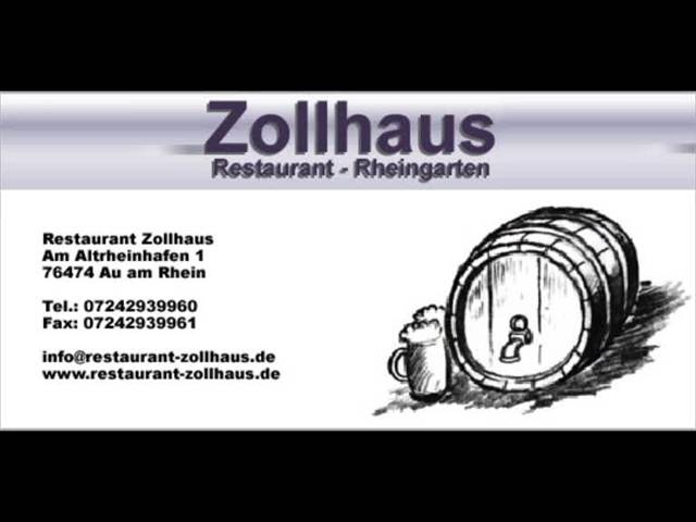 Video 1 ZOLLHAUS Restaurant-Rheinterrasse