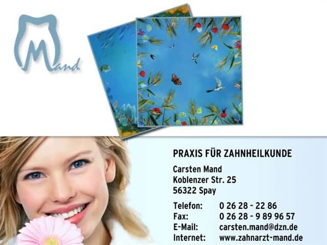 Video 1 Mand Carsten Praxis für Zahnheilkunde
