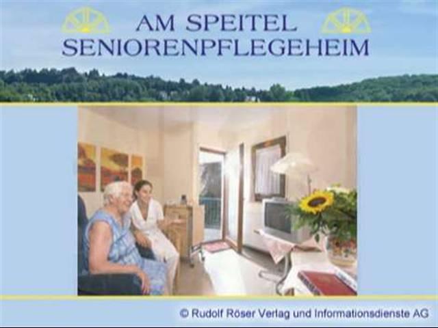 Video 1 Alten- u. Pflegeheim Am Speitel