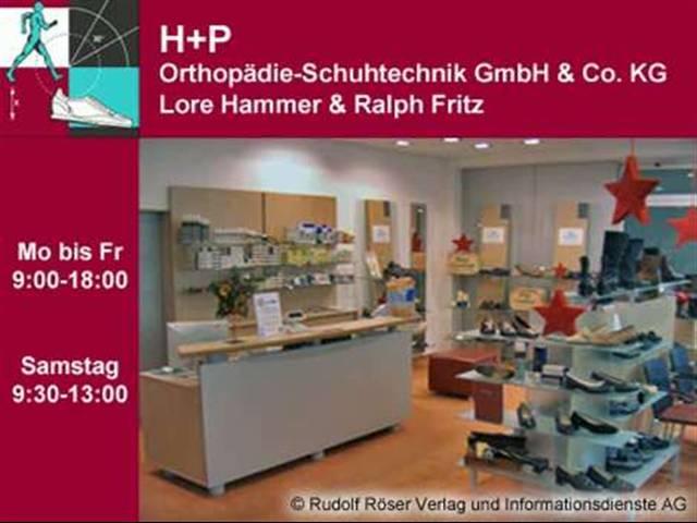 Video 1 H + P Orthopädie-Schuhtechnik