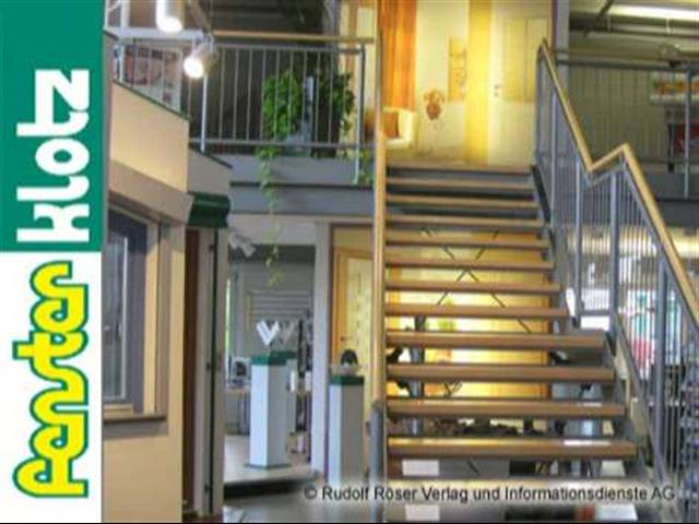 Video 1 Klotz Fenster Fenster - Türen - Innenausbau