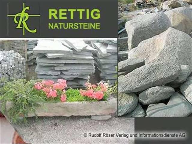 Video 1 Grabmale - Natursteine Rettig