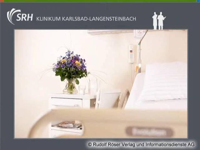 Video 1 SRH Klinikum Karlsbad-Langensteinbach