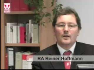 Video 1 Hoffmann Reiner Rechtsanwalt