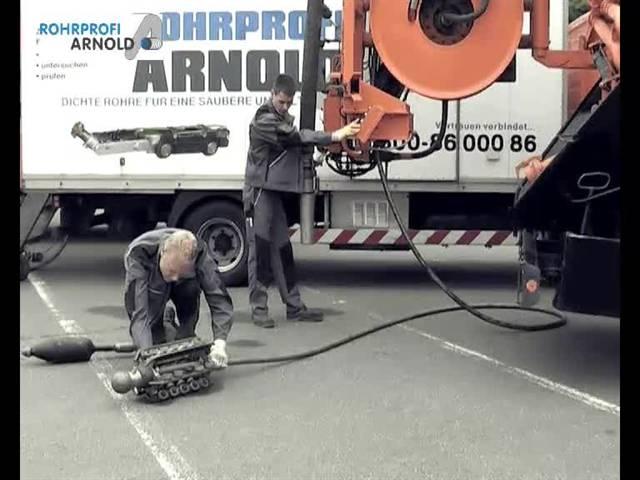 Video 1 ARNOLD ROHRPROFI