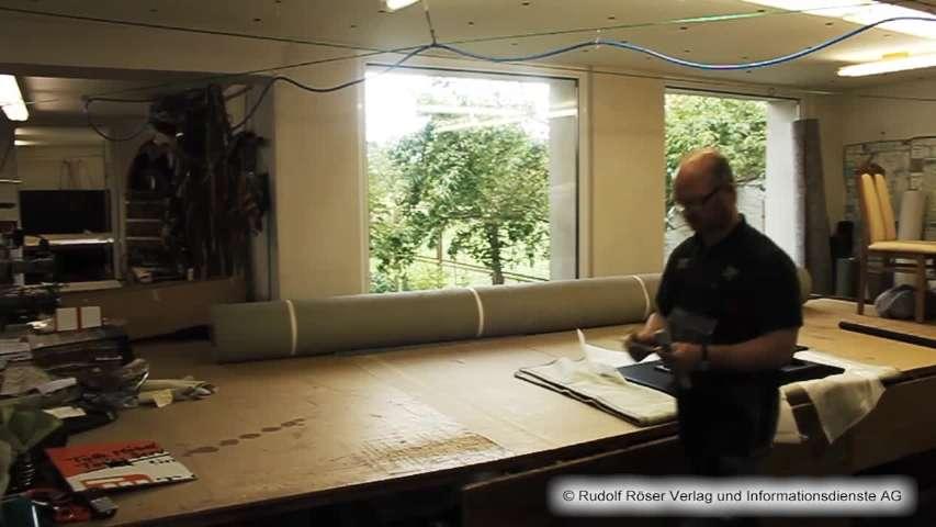 Video 1 Polsterei & Sattlerei Milde