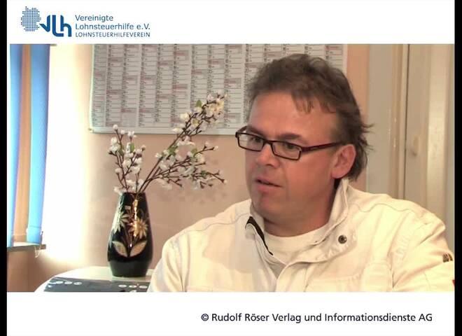 Video 1 Lohnsteuerhilfeverein Vereinigte Lohnsteuerhilfe e.V.