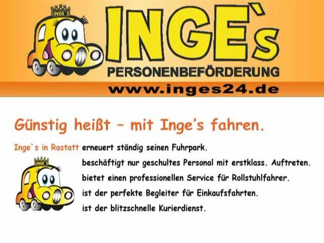 Video 1 Inges Personenbeförderung