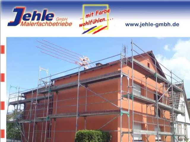 Video 1 Jehle GmbH , Malerfachbetrieb