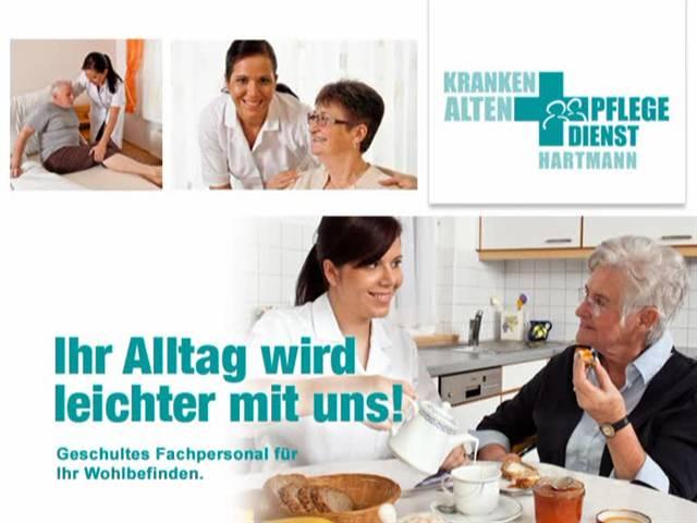 Video 1 Hartmann Altenpflege