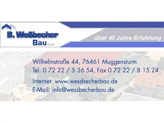 Video 1 WESSBECHER Bau GmbH