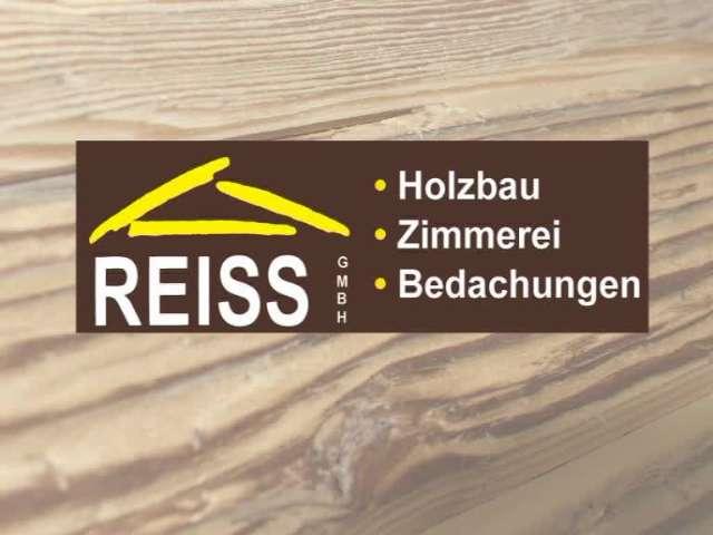 Video 1 Reiss GmbH , Holzbau u. Bedachungen