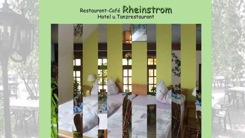 Video 1 Rheinstrom Restaurant