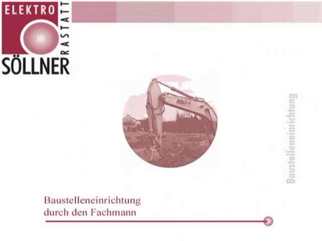 Video 1 Söllner Rastatt GmbH