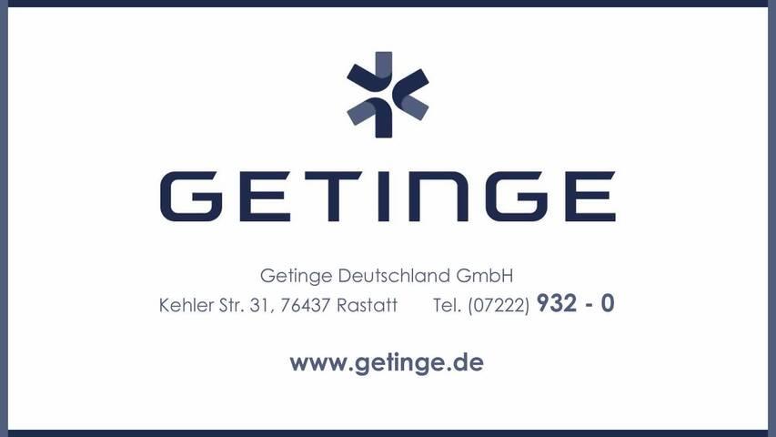 Video 1 Getinge Deutschland GmbH