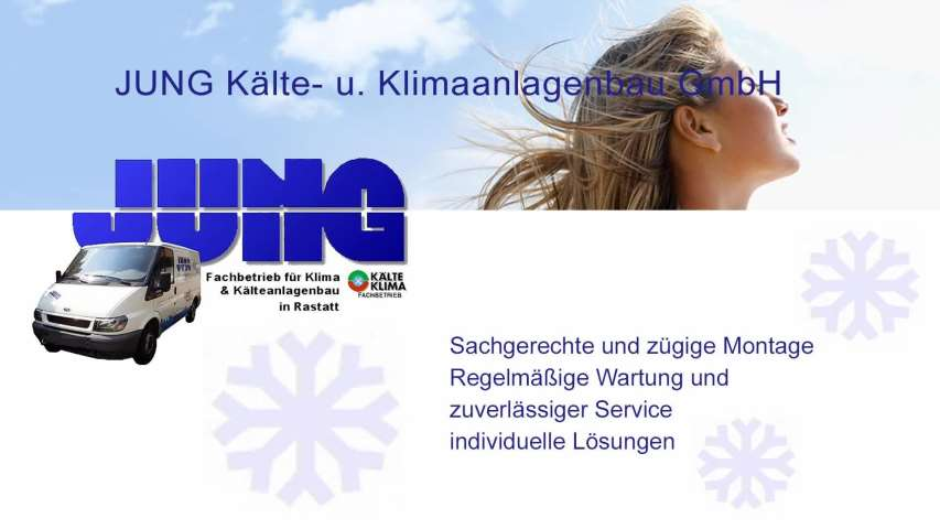 Video 1 Jung Kälte- und Klimaanlagenbau GmbH