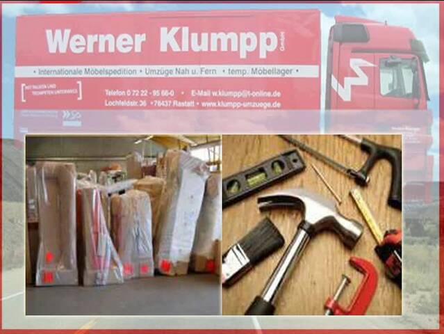 Video 1 Klumpp GmbH