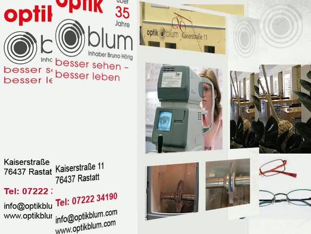 Video 1 Blum Optik
