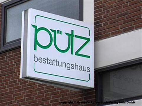 Video 1 Bestattungshaus Pütz