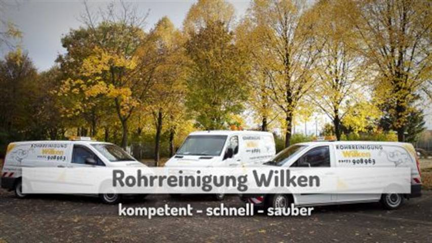 Video 1 Rohrreinigung Wilken