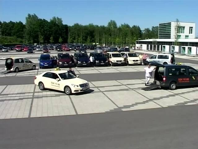 Video 1 Autoruf Norderstedt Taxibetrieb