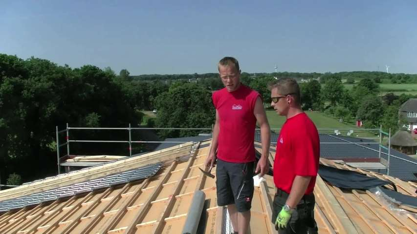 Video 1 Dachdeckerei Roof-Tec.
