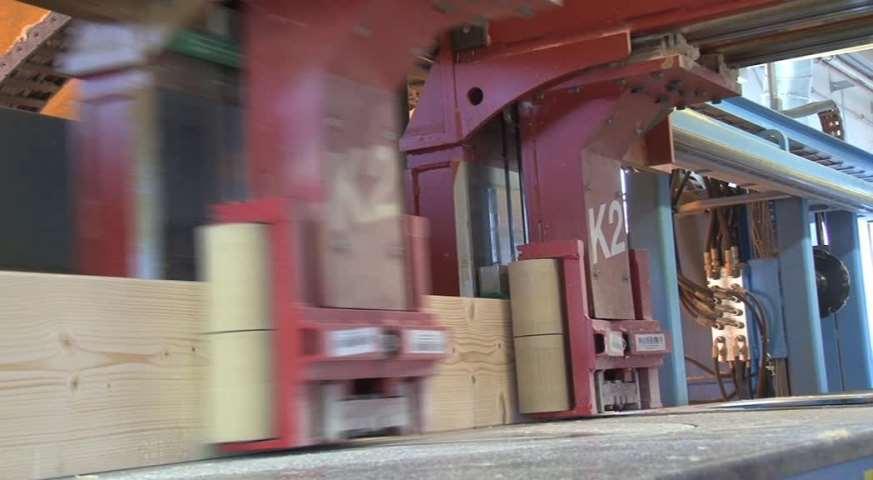 Video 1 Wenck GmbH Sägerei- und Zimmereibetrieb