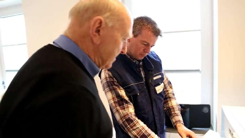 Video 1 Hans Vorwohlt GmbH & Co. Sanitär Heizung Klima