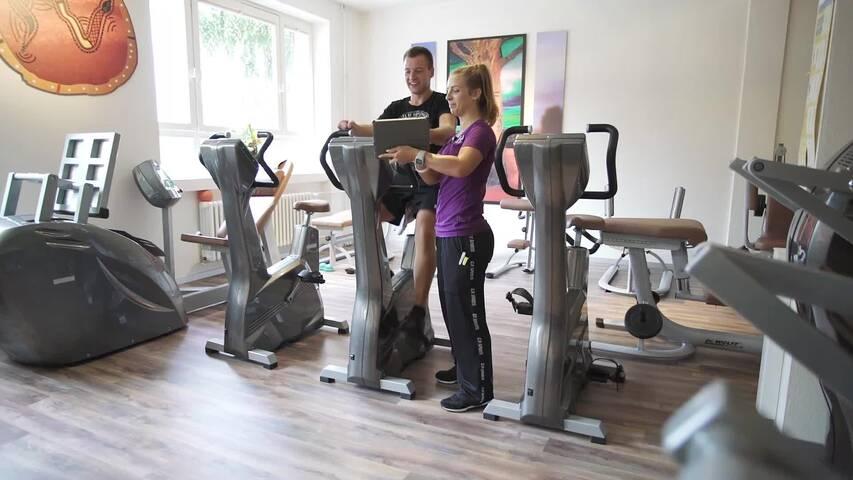 Video 1 IQ Fitness im Quartier