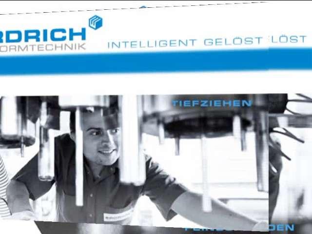 Video 1 Erdrich Umformtechnik GmbH